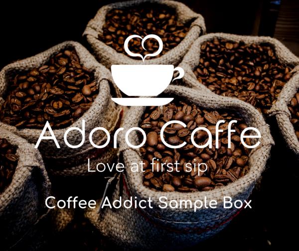 Coffee Addict Sample Box